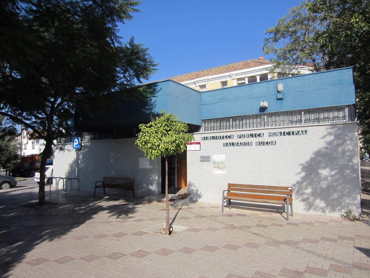 Ciudad jard n salvador rueda - Ciudad jardin malaga ...